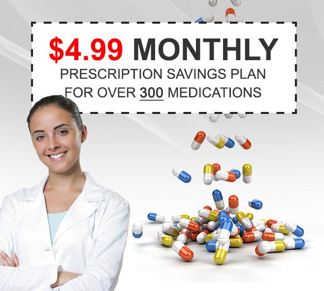 Prescription Saving Plan